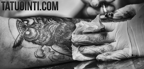 miten päästä tatuoijaksi